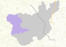 備中町地区