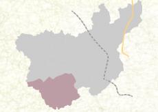 川上町地区