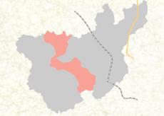 成羽町地区
